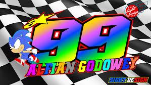 gambar desain nomer racing no start 99 alfian godowey sight cloth racing cloth