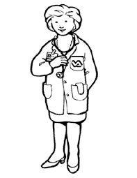 inspiring doctor coloring pages coloring 3397 unknown