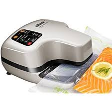 Best Vaccum Sealer Amazon Com Oliso Ff 500 Frisper Freshkeeper Vacuum Sealer With