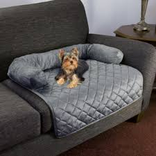 furniture protector pet cover with shredded memory foam filled 3