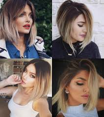 Bob Frisuren 2017 Ombre by Fascinating Ombre Bob Hairstyles To Try Pretty Hairstyles Com