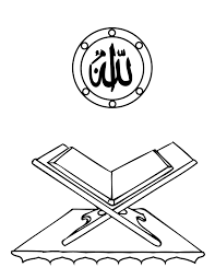 coloring pages quran coloring images free download