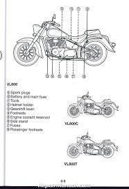 2009 suzuki boulevard c50 c50c c50t vl800 800c 800t motorcycle