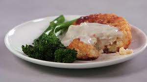 country fried cauli steaks with cream gravy recipe cooking light