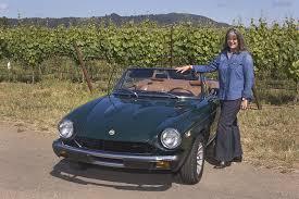 car junkyard antioch ca vintage fiat spider still sweet ride sfgate