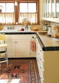 Tile Kitchens - best 25 vintage tile ideas on pinterest tiled bathrooms
