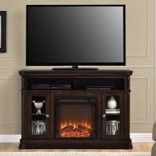 oak fireplace tv stand junsaus electric fireplace tv console dact us