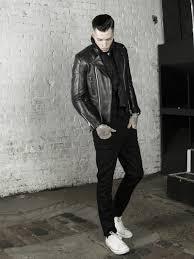 cool bike jackets leather biker jackets men u0027s leather jacket cafe racer jacket