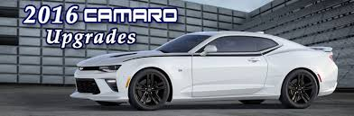camaro performance chip 2016 2018 camaro parts aftermarket performance styling and