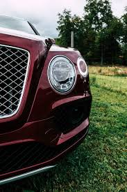 the 2018 bentley bentayga is a beautiful dream brought to life