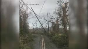 hurricane irma u0027s damage to barbuda puerto rico cuba and florida