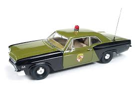 police car 1966 chevrolet biscayne maryland state police car round2