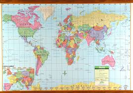world map with country names and latitude and longitude world map