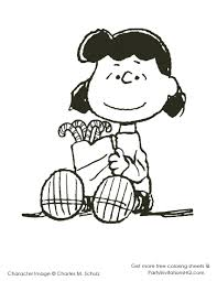 charlie brown coloring pages halloween snoopy and the peanuts