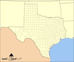 Blank County Map by File Texas Counties Blank Map Png Wikimedia Commons