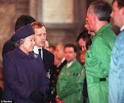 Queen Elizabeth Shooting Britain Marks 20 Years Since Dunblane Massacre