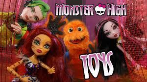 Monster High Halloween Wolf Doll by Monster High Draculaura Doll Vol Full Webisodes Frankiestein Wolf