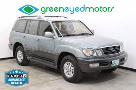 used lexus suv spring tx 2001 lexus lx suv for sale 96 used cars from 2 900