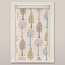Web Blinds Discount Buy Little Home At John Lewis Magic Trees Blackout Roller Blinds