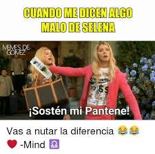 Selena Memes - giando medicen alco malo de selena memes de gomez sost礬n mi