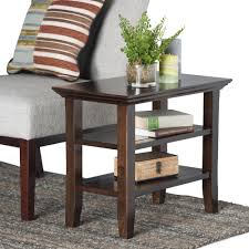 Small Accent Table Ls Simpli Home Acadian Tobacco Brown Storage Side Table Axwell3 008