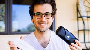 blue light glasses review do blue light blocking glasses really work felix gray review youtube