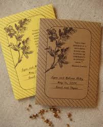 wedding seed favors indian wedding cards seed packet wedding favors