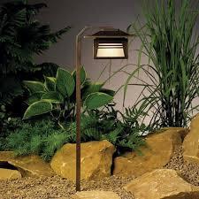 kichler landscape path lights kichler zen garden olde bronze path light yard outlet
