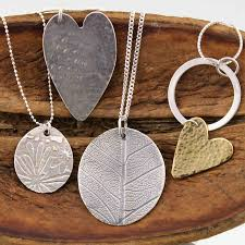 make silver necklace images Make your own pendant elegant silver studio budgie galore jpg