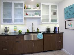 Kitchen Cabinet Facelift Ideas Kitchen Cabinet Refacing Ideas Two Tone Color Kitchen Design