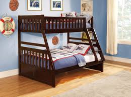 Cherry Bunk Bed Homelegance Rowe Bunkbed Cherry B2013fdc 1