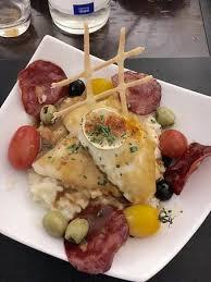 cuisiner un sandre filet de sandre au chorizo et cordon espagnole picture of