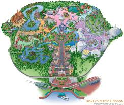 Map Of Downtown Disney 10 Best Map Images On Pinterest Disney Worlds Disney Parks And