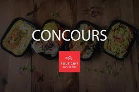 cuisine livrée à domicile concours gagnez une boîte de 16 plats cuisinés de votre choix