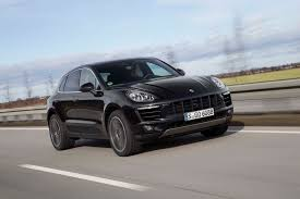 porsche suv 2015 2015 porsche macan review automobile magazine