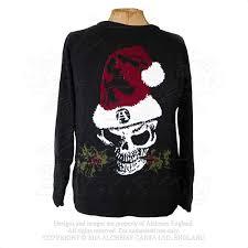 christmas jumper alchemist christmas jumper black