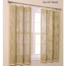 Grommet Curtains For Sliding Glass Doors Bamboo Curtain Panels Sliding Glass Door Window Treatments