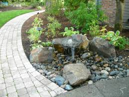 small backyard water feature home makeovers features timedlive com