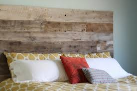 how to make a mirror headboard creatively christy diy reclaimed wood headboard