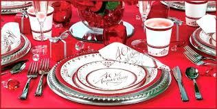 40th anniversary plates 40th wedding anniversary napkins aesh me