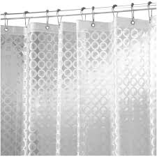 Shower Curtain Clear Oh Vinyl Shower Curtain Curtainshop