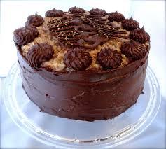 star u0027s flour power 3 layer german chocolate cake w rum sauce