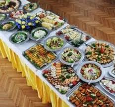 table setting for buffet by colorsandspices ifood tv