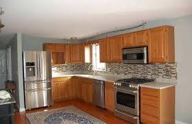 kitchen cabinet refacing atlanta large cabinet doors cabinet refacing veneer cost to refinish