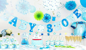 ideas for a boy baby shower baby shower decorating ideas boy baby shower decorations baby