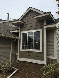 mastic carvedwood vinyl siding in rugged canyon with almond