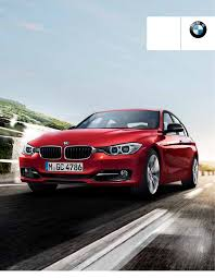 bmw automobile activehybrid 3 pdf service and warranty information