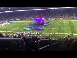 detroit lions thanksgiving halftime show 2017