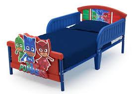 pj masks 3d toddler bed toys