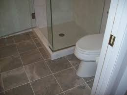 Tile Flooring Ideas Bathroom Bathroom Shower Floor Tile Victoriaentrelassombras Com